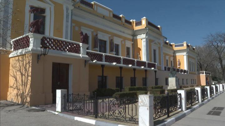 Галерея Айвазовского в Феодосии закрыта на реконструкцию