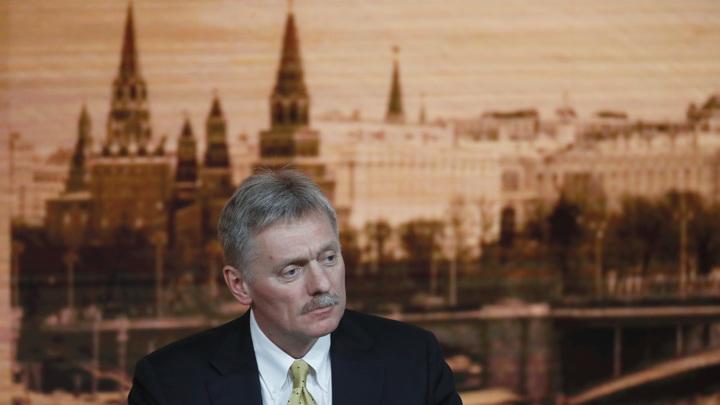 Кремль: главное вчерашнее событие – Послание президента, а не незаконные акции