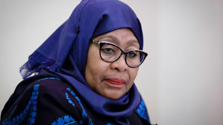 Первая женщина-президент Танзании пообещала быть честной
