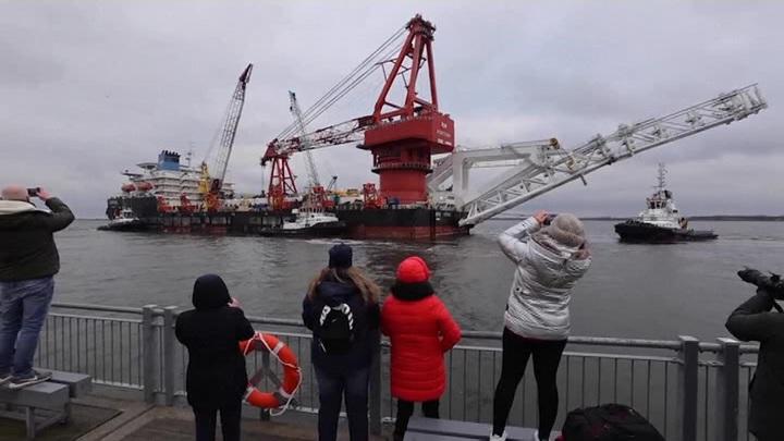 """Блинкен заявил о планах наращивать санкции против """"Северного потока – 2"""""""