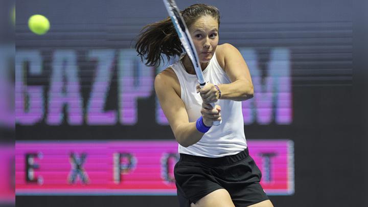 Касаткина проиграла Жабер во втором круге турнира в Монреале