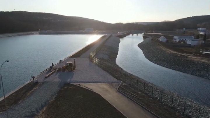 Для улучшения водоснабжения Севастополя выделено более 300 миллионов рублей
