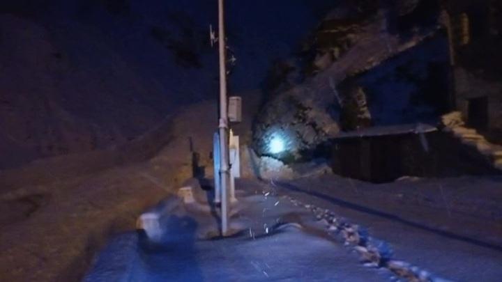 В Дагестане начнётся расчистка дорог после схода лавины