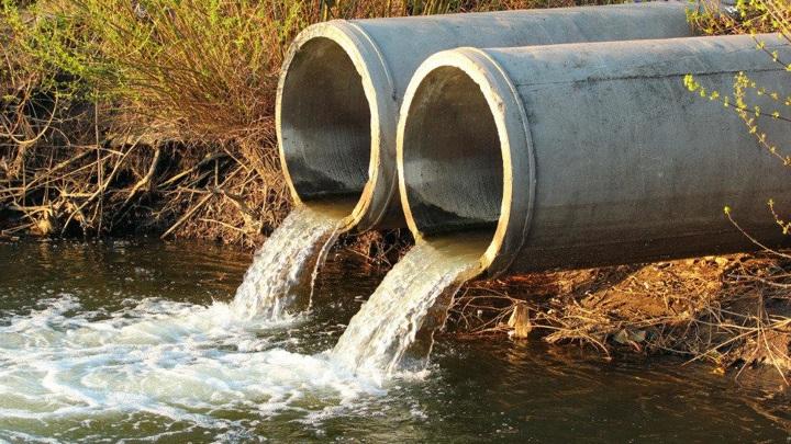 На виновников загрязнения реки Туапсе заведено уголовное дело