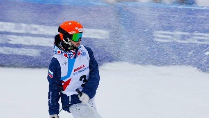 Фристайлистка Лазаренко стала чемпионкой мира среди юниоров