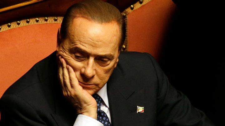 Берлускони назвал Путина единственным крупным лидером в мире
