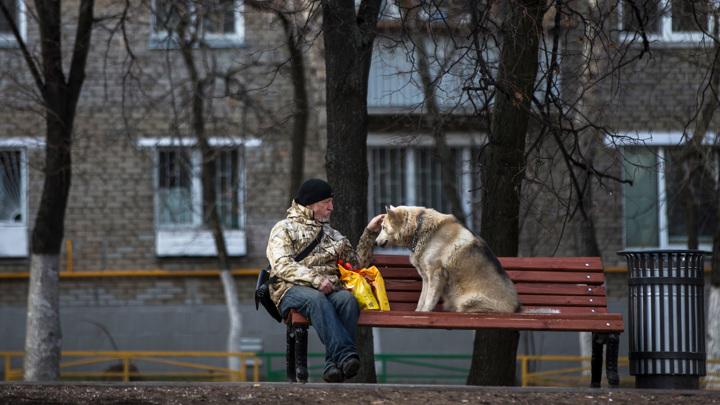 """В Москве """"потепления не будет вообще"""""""