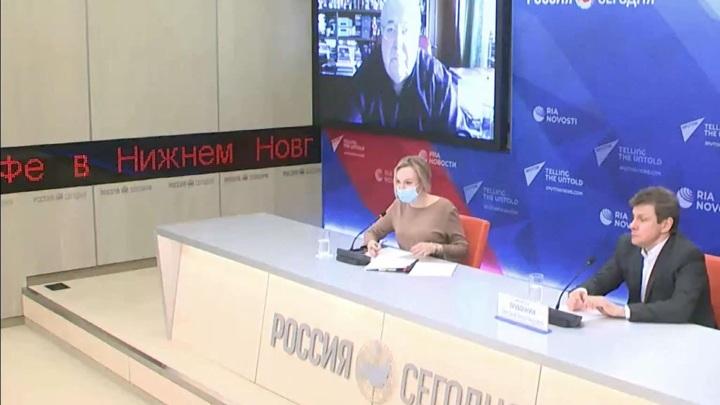 В Москве обсудили современное положение российских театров