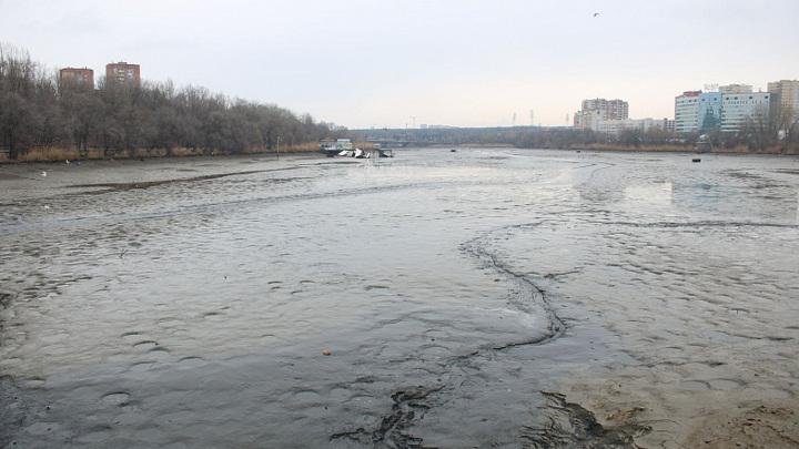 В Ростове ликвидировали аварию на Северном водохранилище