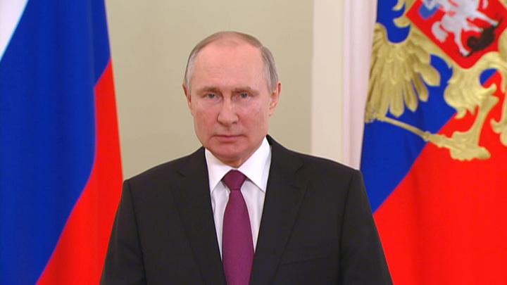 В России отмечают День войск национальной гвардии