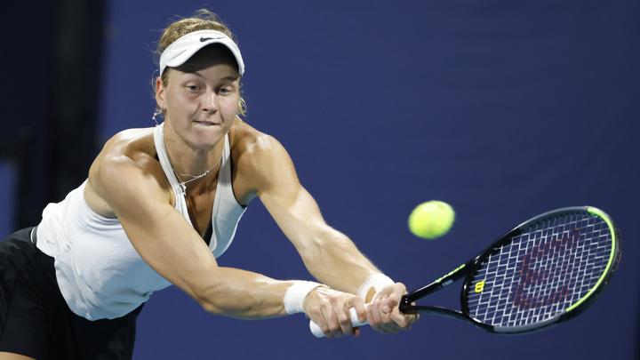 Россиянка Самсонова улучшила позиции в рейтинге WTA