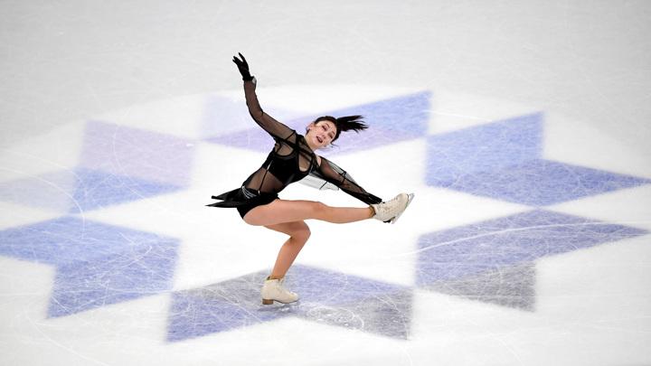 Елизавета Туктамышева победила на этапе Кубка России