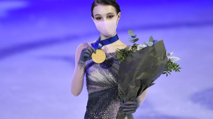 Анна Щербакова: недовольна выступлением, но счастлива от победы
