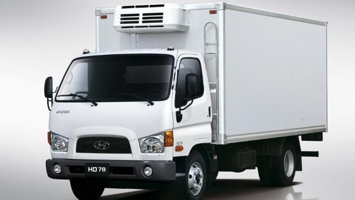 """""""Автотор"""" начал выпуск грузовиков Hyundai HD 78 с газомоторной силовой установкой"""