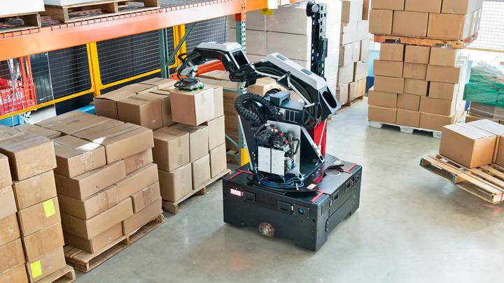 Boston Dynamics показала нового робота-грузчика