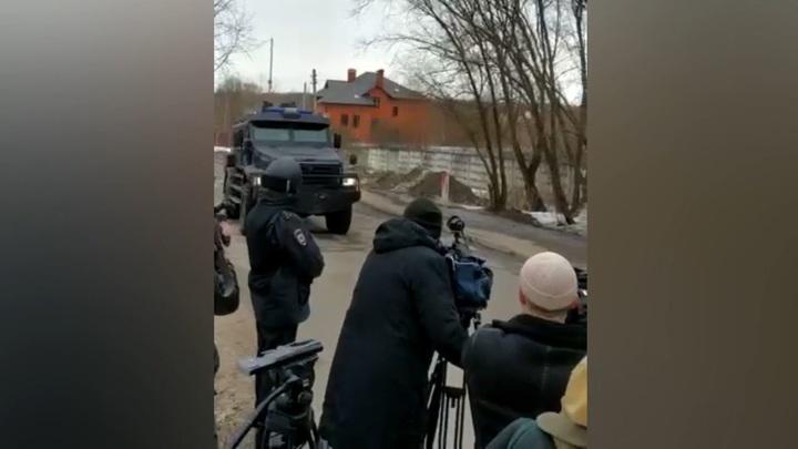 Открывший стрельбу в Подмосковье мужчина задержан