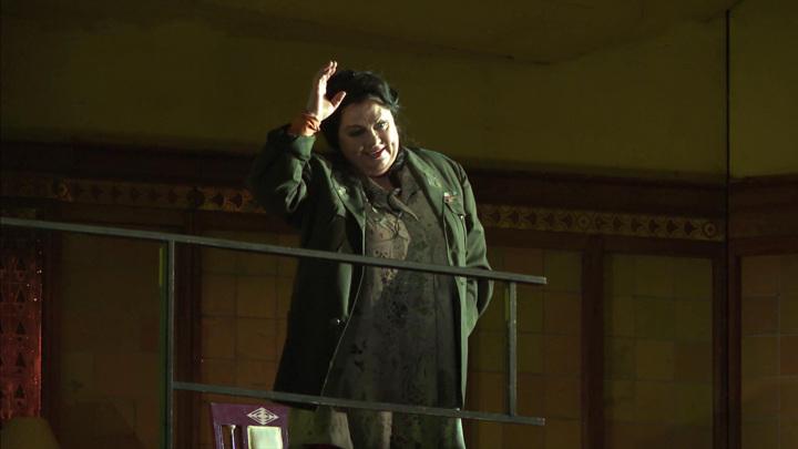 Сопрано Елена Панкратова выступила в Мариинском театре