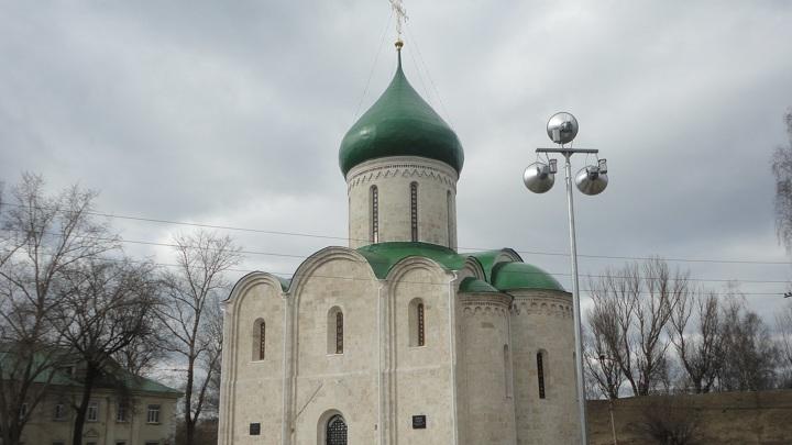 Спасо-Преображенский собор в Переславле-Залесском / Ulaisaeva, CC BY-SA 4.0