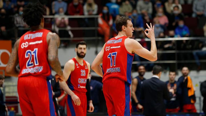 ЦСКА первым в истории Евролиги одержал 400 побед