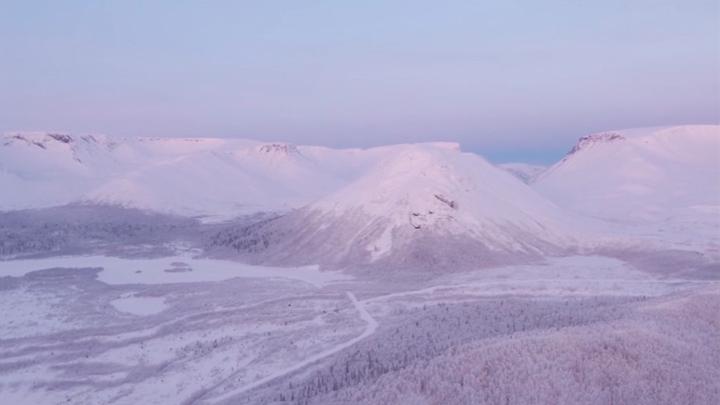 В Хибинах возросла степень лавинной опасности