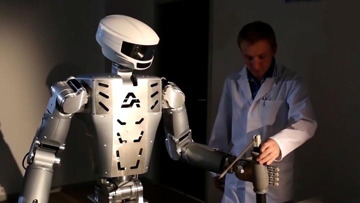 Каждый пятый россиянин боится конкуренции с роботами