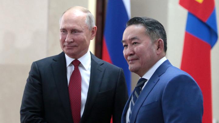 Россия и Монголия провели переговоры по вакцине