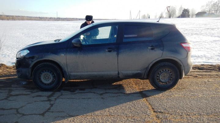 Ярославец проснулся без автомобиля после застолья в Тверской области