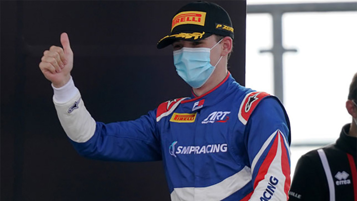 """Формула-3"". Россиянин Смоляр установил лучшее время Red Bull Ring"