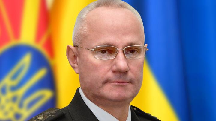 Главнокомандующий ВС Украины Хомчак ушел в отставку