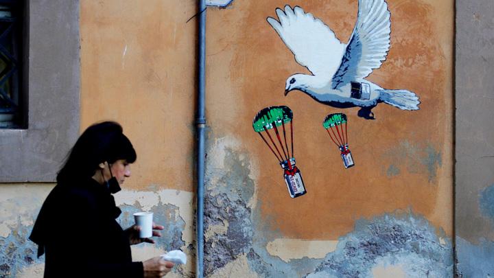 Более 40 млн итальянцев отныне живут в условиях минимальных карантинных ограничений