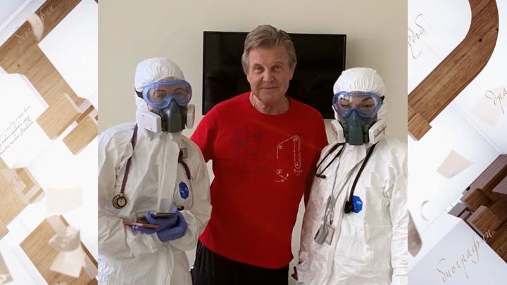 """""""Ни одного человека я не заразил"""": Лещенко – о перенесенном коронавирусе"""