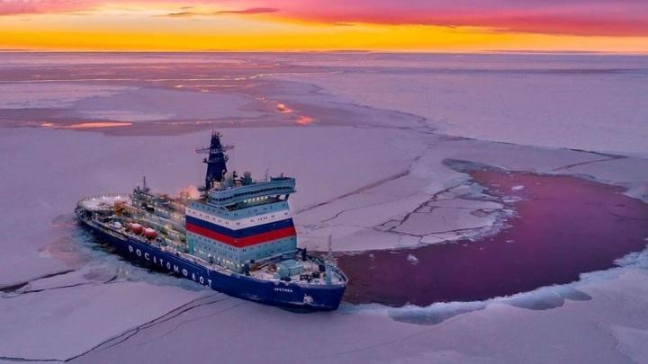 За7 млрд построят гидрографическое судно для работыв акватории Севморпути