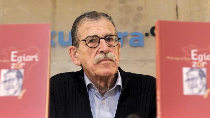 Умер один из основателей баскской террористической организации ЭТА