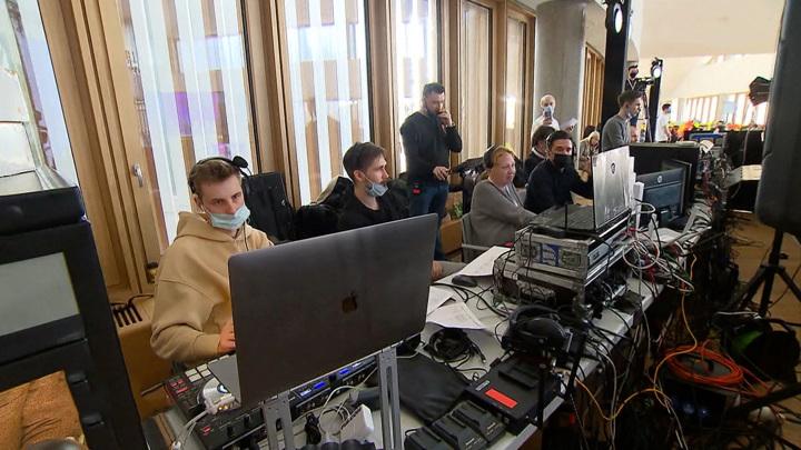 Первый форум по управлению интернетом прошел в России
