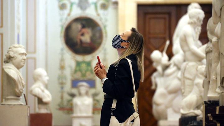 18+: в скульптурах Эрмитажа усмотрели угрозу для детей