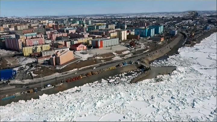 Июньский ледоход: гидрологи дали прогноз по Енисею