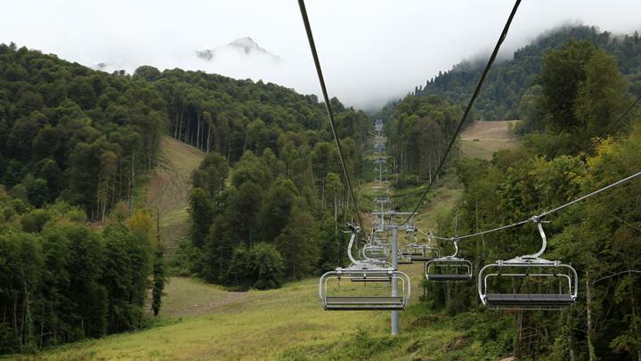В горах Сочи появится всесезонный курорт с Центром бальнеологии и курортологии