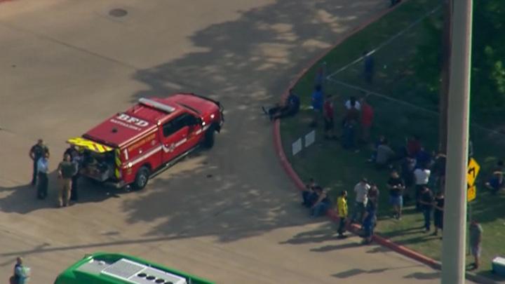 В Техасе неизвестный ранил 7 человек