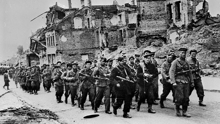 В Минске намерены расследовать геноцид белорусов в годы войны