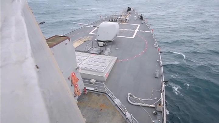Шестой флот ВМС США сказал чуть больше Пентагона