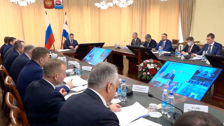 Минфин РФ определит объемы поддержки единой дальневосточной авиакомпании