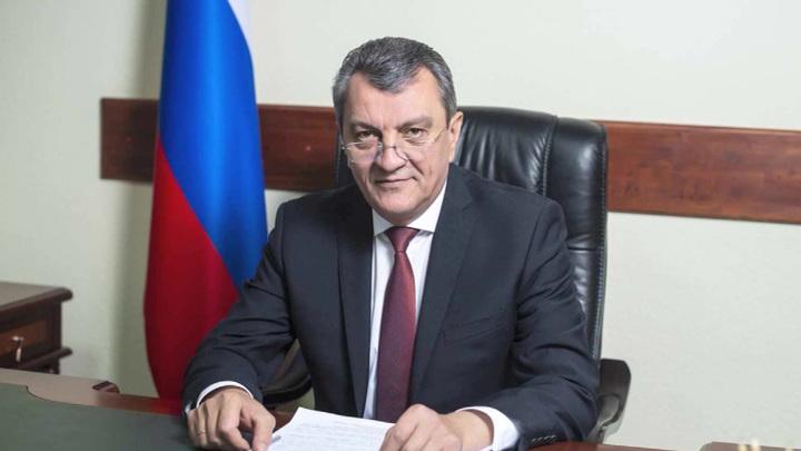 Парламент Северной Осетии избрал главой республики Меняйло