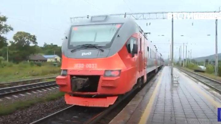 Приморские школьники получат летнюю скидку 50% на проезд в поезде