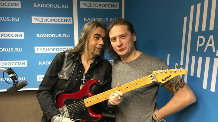 Дмитрий Добрынин и Вячеслав Молчанов