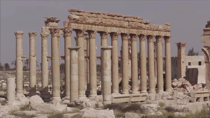 Сирийскую Триумфальную арку помогут реставрировать российские специалисты