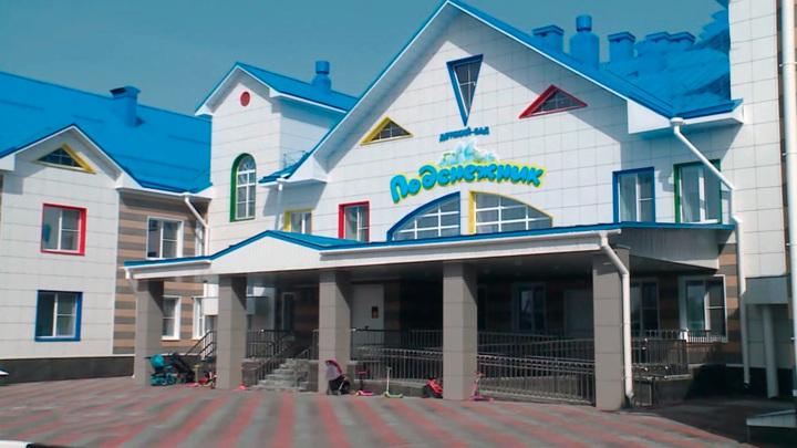 В Тамбове начал работу первый эко-детский сад