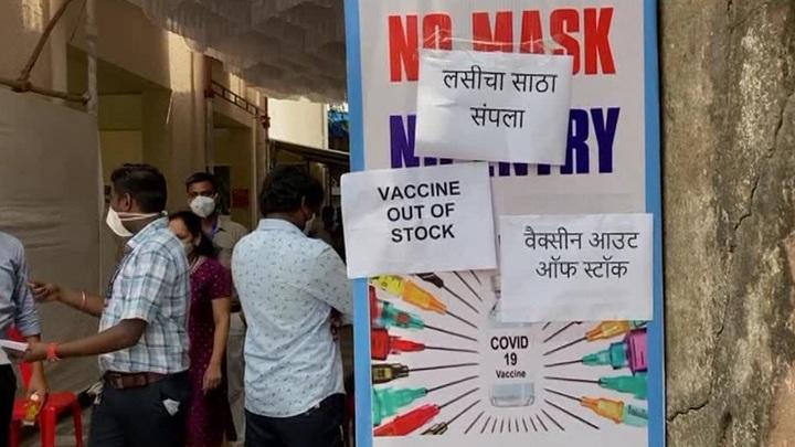 В Индии зафиксирован мировой антирекорд заражений COVID-19 за сутки