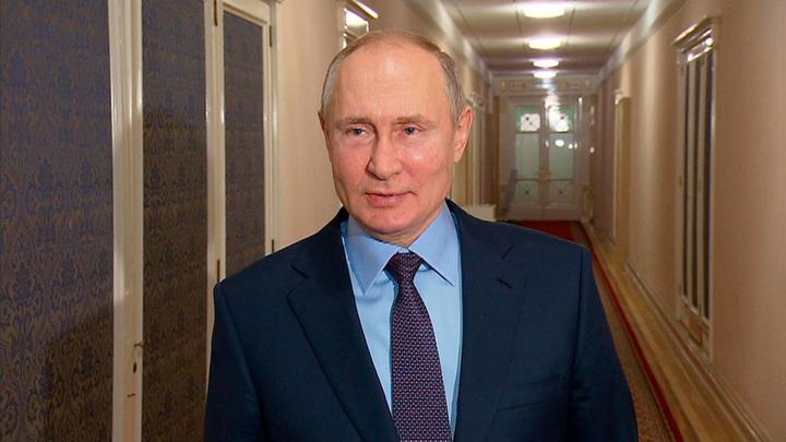Путин рассказал о своих ощущениях от прививок