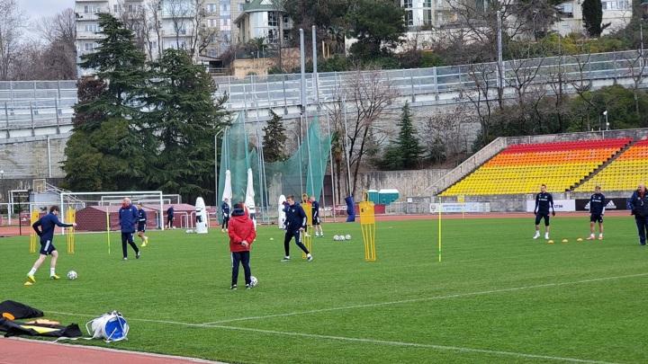 Черчесов рассказал о подготовке сборной России к Евро
