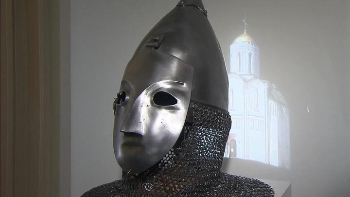 ВМоскве открылась выставка, посвященная Александру Невскому
